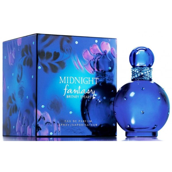Britney Spears Fantasy Midnight EDP 100ml