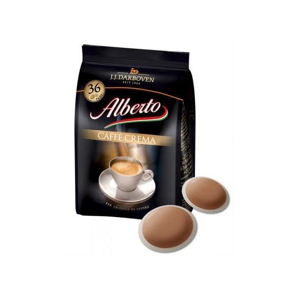 Alberto Caffe Crema padjakohv 36 tk