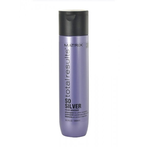 Matrix Total Results Color Obsessed So Silver Shampoo,hõbeshampoon 300ml