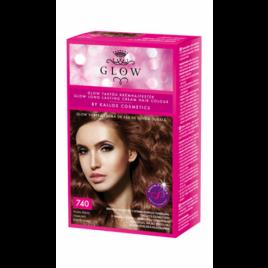 Kallos Glow juuksevärv , Tizian punane