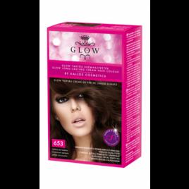 Kallos Glow juuksevärv , shokolaadi pruun