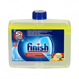 Finish nõudepesumasina puhastusvahend Lemon 250ml