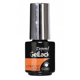 Depend geellakk GelLack Come out&play 5ml