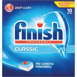 Finish Powerball nõudepesumasina tableit 10 tk