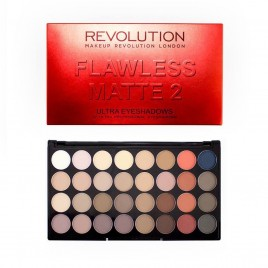 MAKEUP REVOLUTION Ultra Eyeshadow lauvärvid  Matte 2 20g