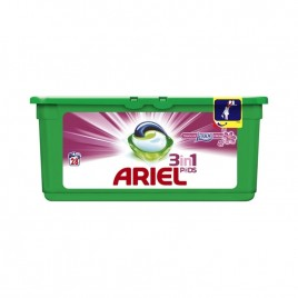 Ariel geelkapslid Touch of Lenor 28 kapslit