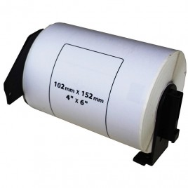 Etikett sildiprinterile DK11241