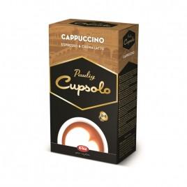 Paulig kohvikapslid Cupsolo Cappuccino 16 tk