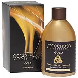 COCOCHOCO Gold Keratin Hair Treatment 250 ml