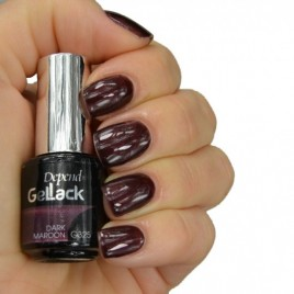 Depend GelLack Dark Maroon 5ml