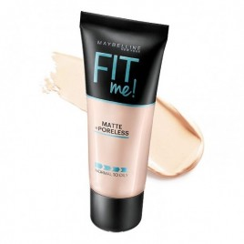 MAYBELLINE Fit Me Matte Poreless Foundation 30ml
