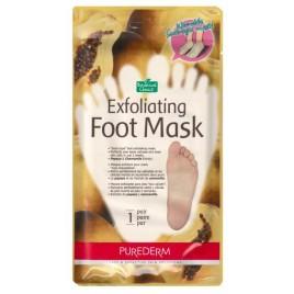 Purederm jalgu koorivad sokid