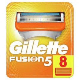 Gillette Fusion 5  žiletiterad 8 tera