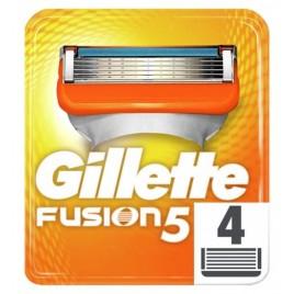 Gillette Fusion 5  žiletiterad 4 tera