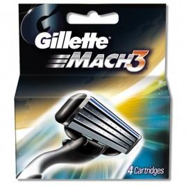 Gillette Mach 3 4tk