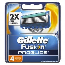 Gillette  Fusion ProGlide Blades 4 tk.