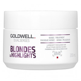 GOLDWELL DS Blondes & Highlights 60sec Treatment 200 ml