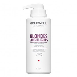 GOLDWELL DS Blondes & Highlights 60sec Treatment 500ml