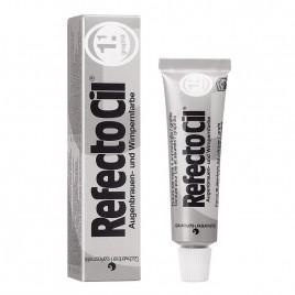 Ripsme- ja kulmuvärv RefectoCil, grafiithall 15ml