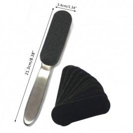 Jalaviil metallist varrega + 10 raspelkleepsu