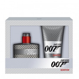 JAMES BOND 007 Quantum 50ml Eau De Toilette komplekt