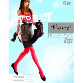 Fiore sukkpüksid Kaya 40 den Valget värvi