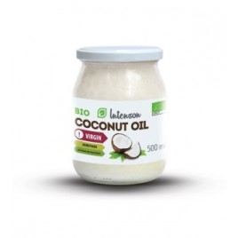 Kookosõli rafineerimata (mahe,extra virgin) 500 ml