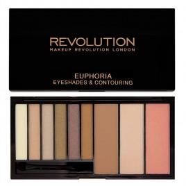 MAKEUP REVOLUTION Euphoria Palette 18g