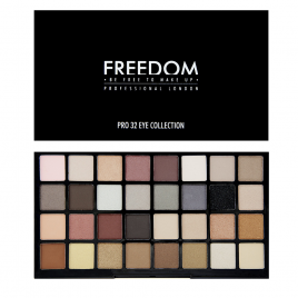 MAKEUP REVOLUTION Freedom Pro 32 lauvärvipalett 30g