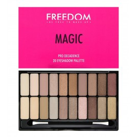 MAKEUP REVOLUTION Freedom Pro Decadence Palette magic 18g