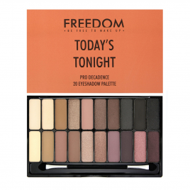 MAKEUP REVOLUTION Freedom Pro Decadence Palette todays tonight 18g