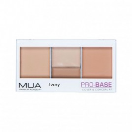 MUA Pro-Base Cover & Conceal Kit 12g