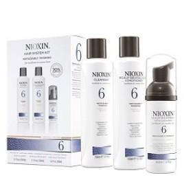 NIOXIN System 6 Trial komplekt