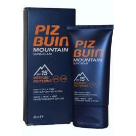 Piz Buin Piz Mountain päevituskreem  40ml SPF15