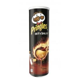 Pringels Hot & Spicy kartulikrõpsud 165 g