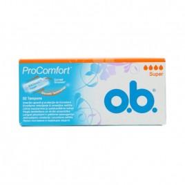 O.B tampoonid Pro Comfort Super 32 tk