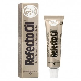 Ripsme- ja kulmuvärv RefectoCil, helepruun 15ml