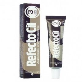 RefectoCil ripsme- ja kulmuvärv pruun 15ml