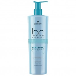 SCHWARZKOPF PROFESSIONAL BC Hyaluronic Moisture Kick Micellar Cleansing Conditioner 500ml