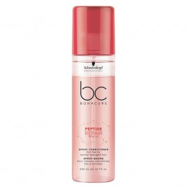 Schwarzkopf Professional BC Peptide Repair Rescue Spray Conditioner 200ml