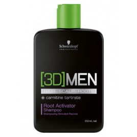 Schwarzkopf 3D Men Sion Activating Shampoo 250 ml