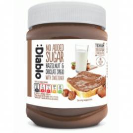 Šokolaadi-pähklikreem ilma suhkruta 350g