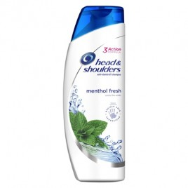 Head & Shoulders Menthol šampoon 400ml