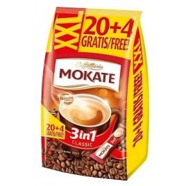 Mokate Classic Kohvijook 3in1   24 x 17 g