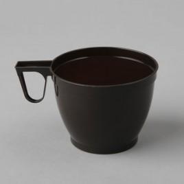 Kohvitass plastikust  50tk 180 ml