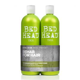 Tigi Bed Head Urban Anti+Dotes Re-Energize Tweens  750ml+750ml