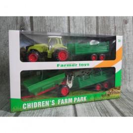"""Traktori komplekt """"Farmer"""""""