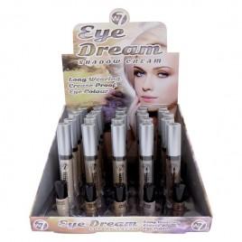 W7 Eye Dream Shadow Cream 4ml