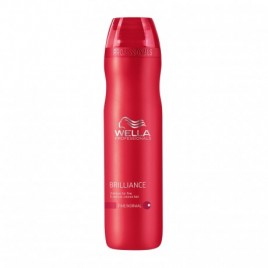 Wella Professionals Brilliance Shampoo (Fine/Normal Hair) 250ml
