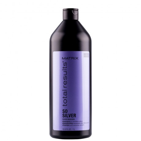 7084e9b205a MATRIX Total Results Color Obsessed So Silver Shampoo 1L